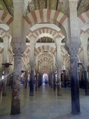 Patrimonio de la Humanidad en Europa y América del Norte. España. Mezquita-Catedral de Córdoba.