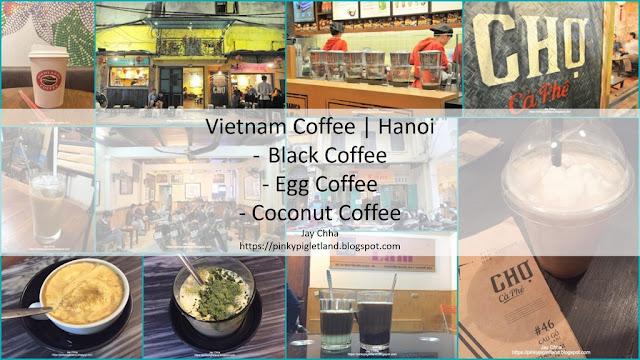 Hanoi Vietnam Coffee