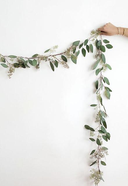 Deco eucalyptus