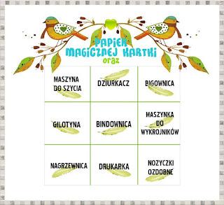 http://magicznakartka.blogspot.com/2017/02/wyzwanie-lutowe-bingo.html