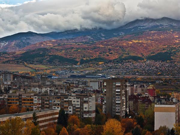 Прекрасната есенна Витоша