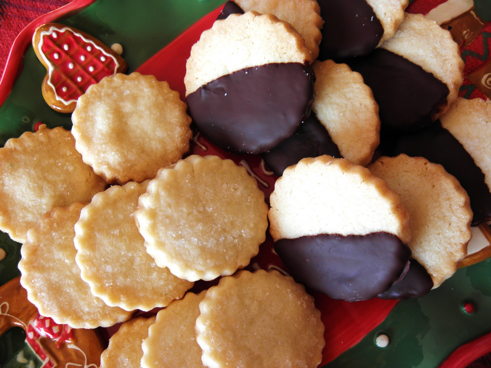 The Barefoot Contessa S Shortbread Cookies