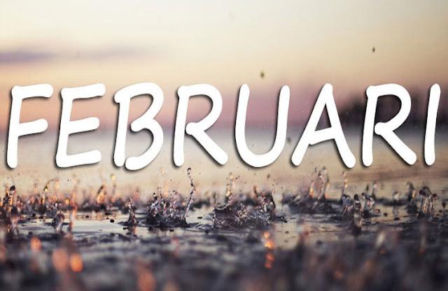 Bahagianya Februari