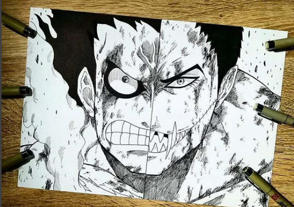 Watch 'One Piece' Bring Luffy v Katakuri to a New Level