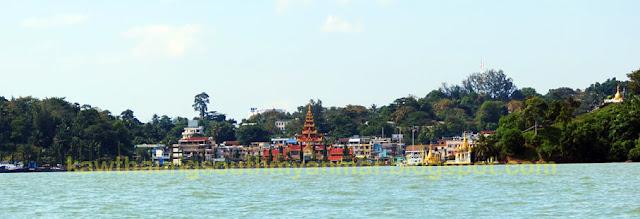 Kawthaung Waterfront