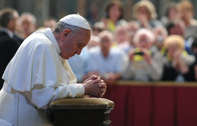 Catholic Fire: The Holy Father's Prayer Intentions for August