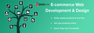 Ecommerce Web Development Company Rinixweb