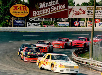 Jimmy Spencer #20 Daily's 1st Ade Dick Moroso Jeff Fuller Mike Wallace