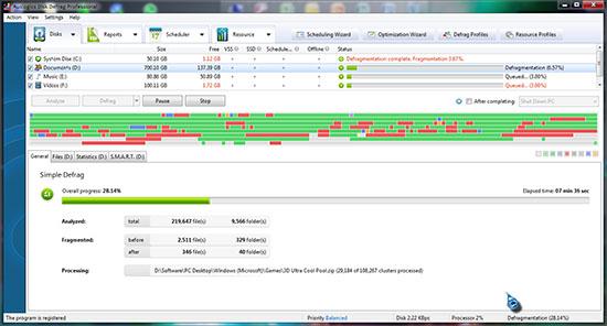 Auslogics Disk Defrag Professional 4.9.0 Full Version