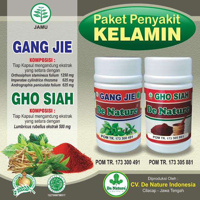 Gambar Obat Infeksi Kencing Nanah Herbal