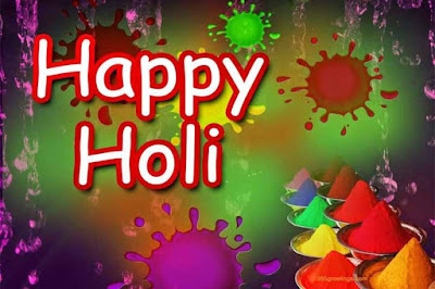 Happy Holi 2019 wishes photo