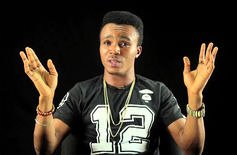 I stole my mother's jewelry to record my first song - Humblesmith