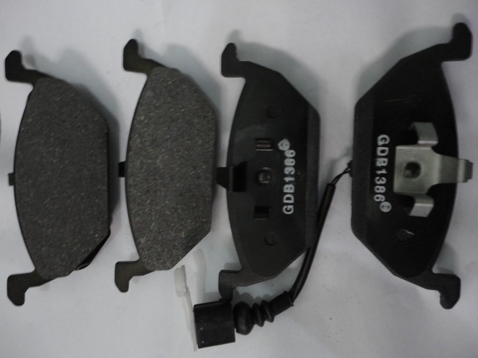 Passenger Car Brake Pads Suppliers Brake Pads Made In China
