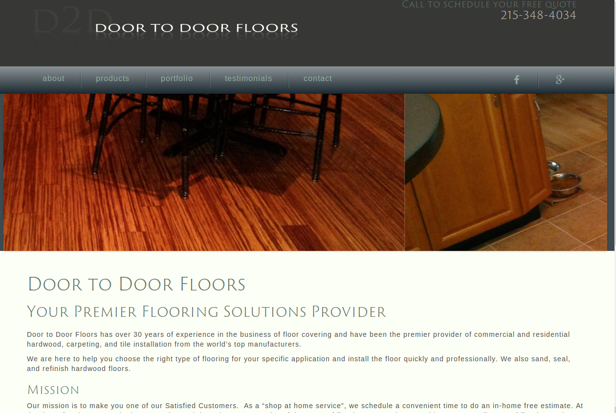 Floor Installation Photos New Door To Door Floors Website