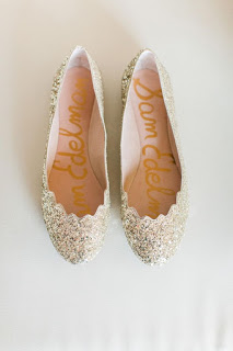 0824df5a5c51 grab this potential wowing gold ivory bridal wedding flats from sam edelman  in gorgeous appearance with intricate allover lace