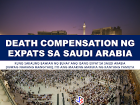 """RECOMMENDED: ON JAKATIA PAWA'S EXECUTION: """"WE DID EVERYTHING.."""" -DFA  BELLO ASSURES DECISION ON MORATORIUM MAY COME OUT ANYTIME SOON  SEN. JOEL VILLANUEVA  SUPPORTS DEPLOYMENT BAN ON HSWS IN KUWAIT  AT LEAST 71 OFWS ON DEATH ROW ABROAD  DEPLOYMENT MORATORIUM, NOW! -OFW GROUPS  BE CAREFUL HOW YOU TREAT YOUR HSWS  PRESIDENT DUTERTE WILL VISIT UAE AND KSA, HERE'S WHY  MANPOWER AGENCIES AND RECRUITMENT COMPANIES TO BE HIT DIRECTLY BY HSW DEPLOYMENT MORATORIUM IN KUWAIT  UAE TO START IMPLEMENTING 5%VAT STARTING 2018  REMEMBER THIS 7 THINGS IF YOU ARE APPLYING FOR HOUSEKEEPING JOB IN JAPAN  KENYA , THE LEAST TOXIC COUNTRY IN THE WORLD; SAUDI ARABIA, MOST TOXIC   """"JUNIOR CITIZEN """"  BILL TO BENEFIT POOR FAMILIES"""
