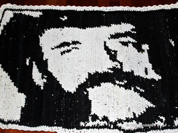 Lemmy-matto - Lemmy rag rug