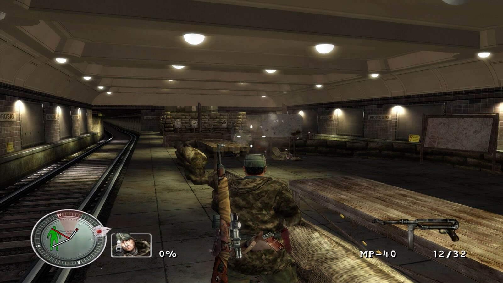 تحميل لعبة Sniper Elite 1 مضغوطة برابط واحد مباشر كاملة مجانا