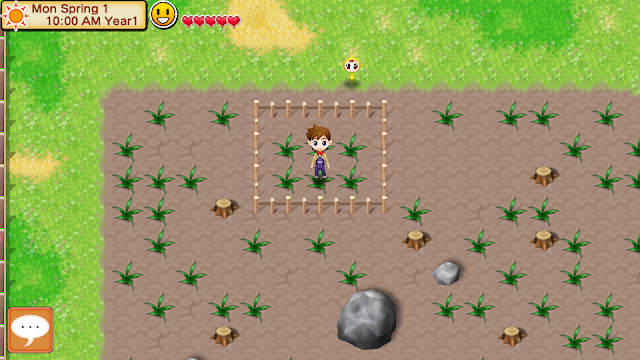 Download Harvest Moon Seeds of Memories for Android