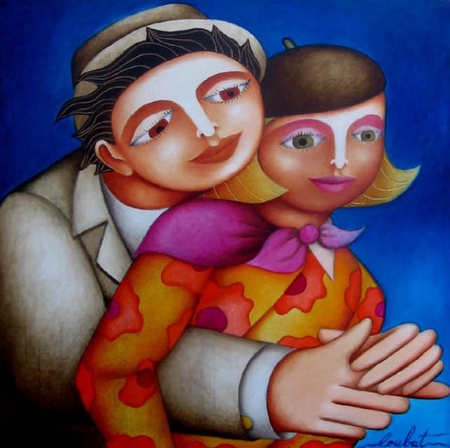 Philippe Loubat. Современный французский художник 17