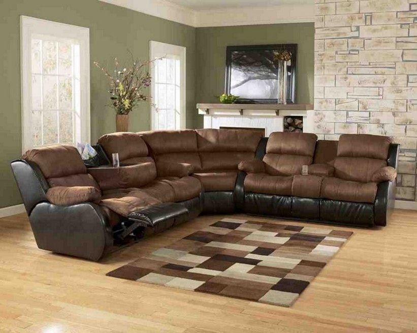 sofa ruang tamu hitam 1