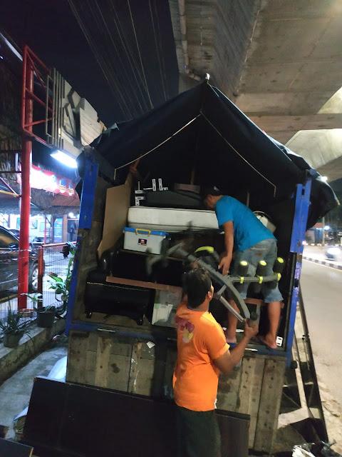 Sewa Truk Jakarta ke Salatiga
