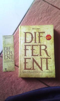 Hasil gambar untuk novel different ima t