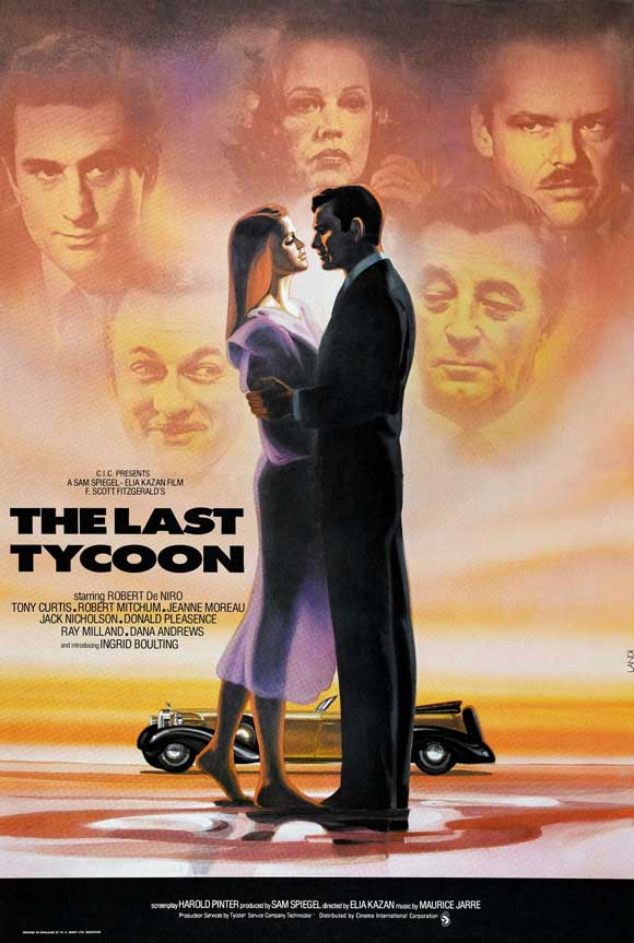 The Last Tycoon (2016)