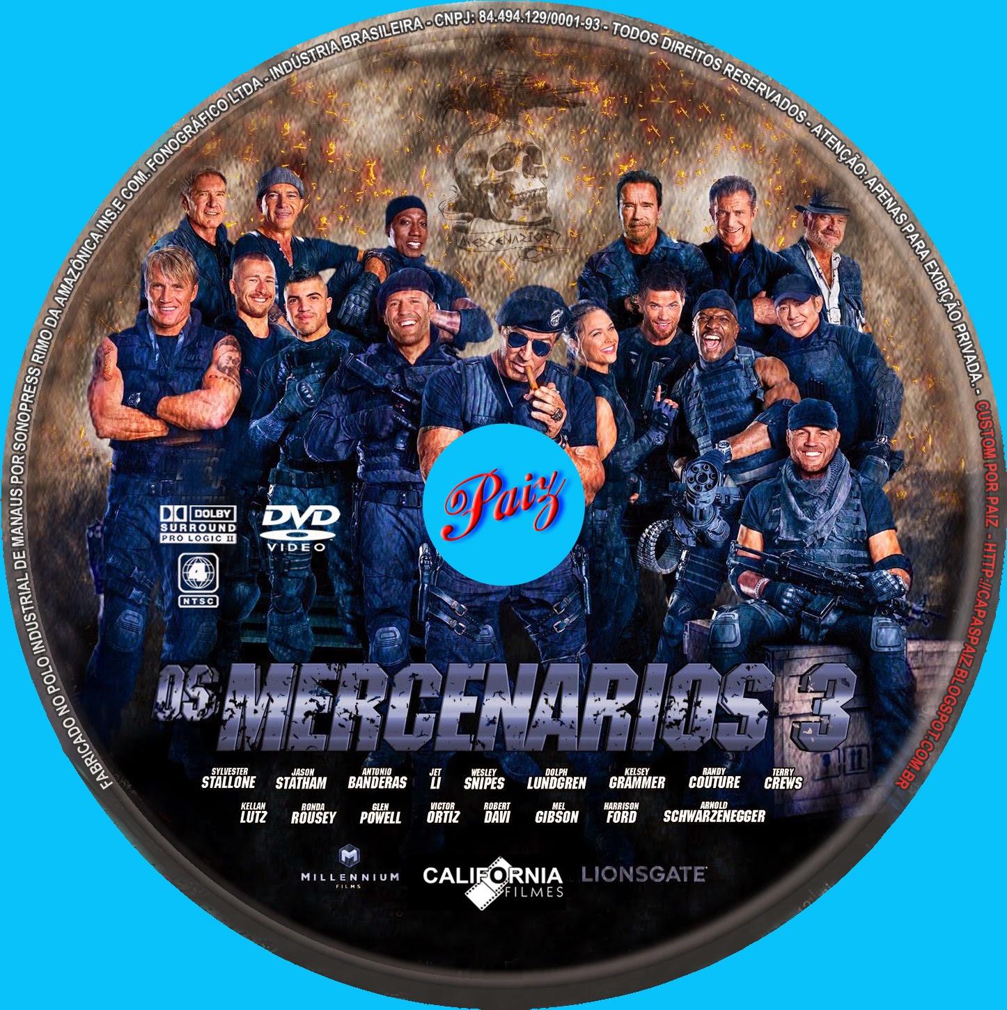 Mercenarios 3 dvdrip online dating