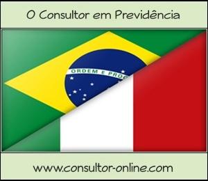 Acordo Previdenciário entre Brasil e Itália.