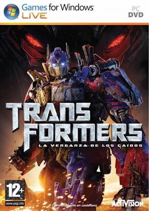 Transformers: La venganza de los Caidos (2009) PC Full