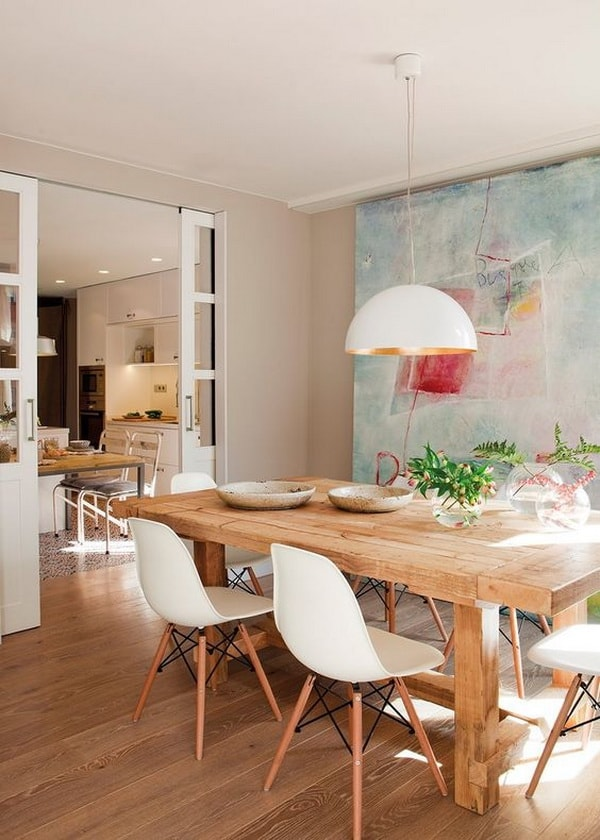 7 Interesting Ideas of Dining Room That Will Surprise You 6