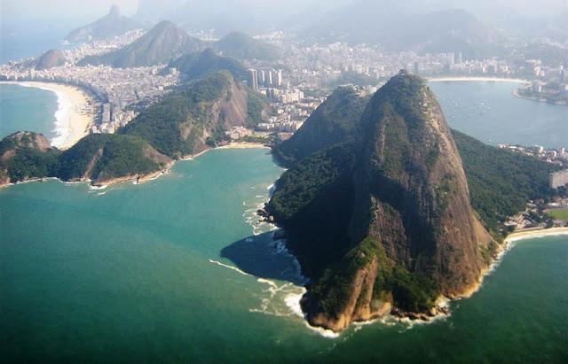 terceira maior rocha do mundo