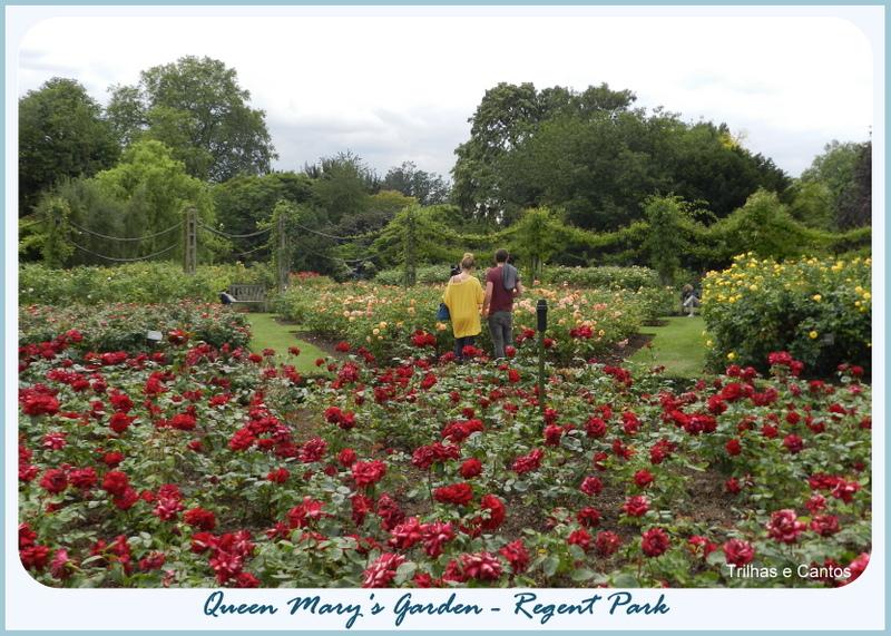 Regent's Park Londres