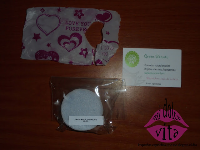 productos GREEN BEAUTY