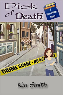 http://www.amazon.com/Disk-Death-Shannon-Wallace-Mysteries-ebook/dp/B01AZLRZFG/ref=la_B002UCXWCO_1_1?s=books&ie=UTF8&qid=1461615067&sr=1-1
