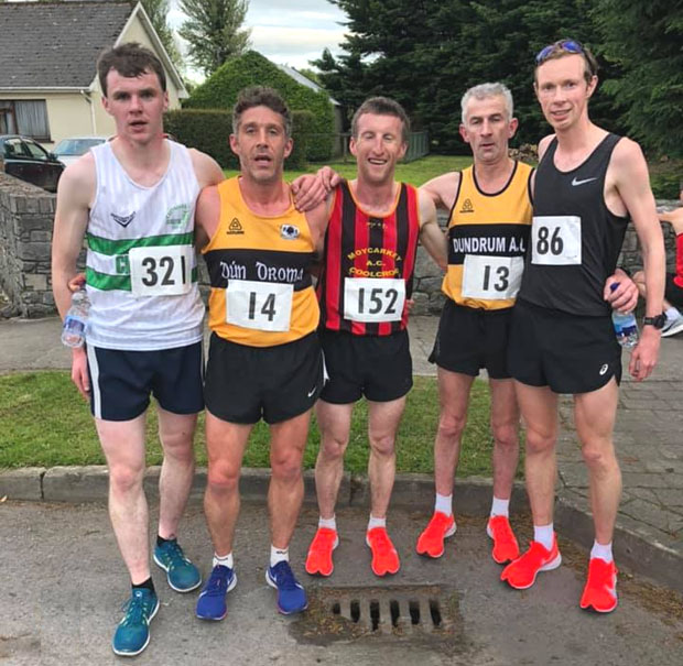 Running in Munster, Ireland: Tipperary : Results of the BK5k