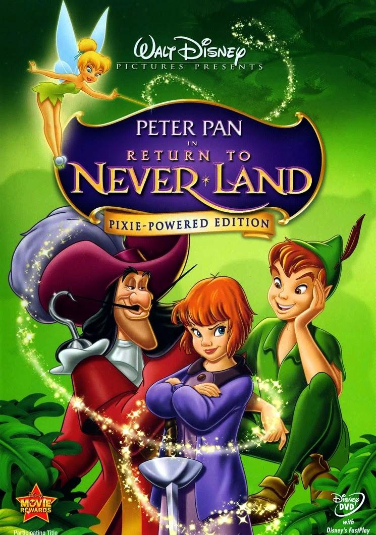 Return to Never Land (2002) BluRay 720p