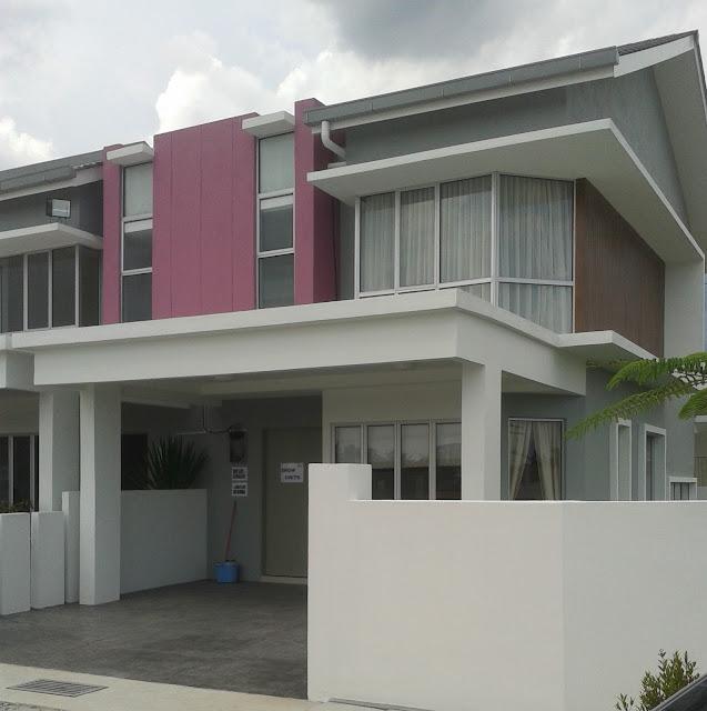 Contoh Rumah Mesra Rakyat Negeri Sembilan - Num Lock o