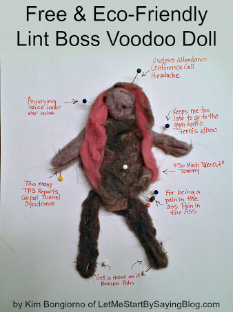 how to make a voodoo doll out of paper
