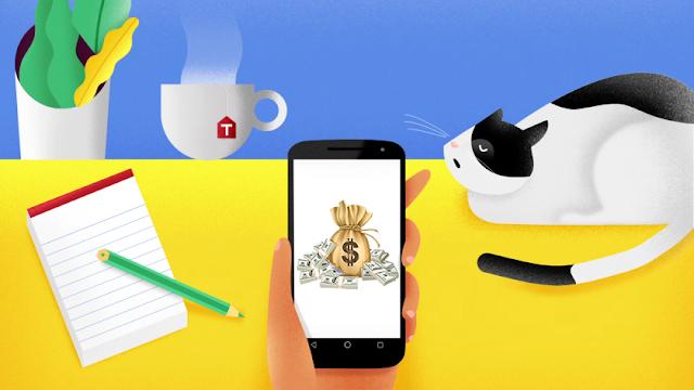 Cum să faci bani pe un telefon Android