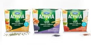 Prueba Danone Activia Semillas y Cereales
