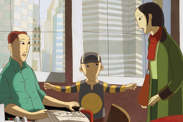 Fotograma: Phantom Boy (2015)