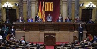 η Βουλή της Καταλονίας
