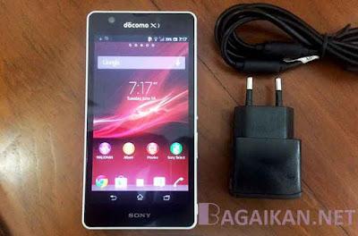 Harga dan Spesifikasi Sony Xperia ZR Docomo