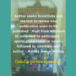 book club participation in reviewing self published books