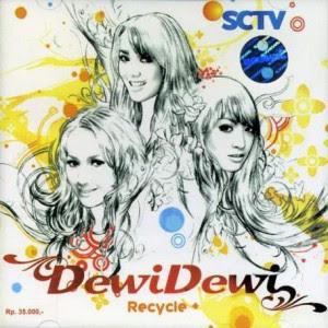 Dewi Dewi - Separuh Nafasku ( Karaoke )