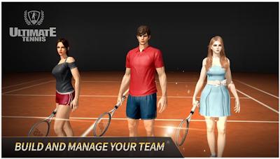 pada kesempatan kali ini admin akan membagikan game android mod terbaru yang berjudul Ult Ultimate Tennis v2.30.3194 Apk + Data Terbaru