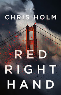 https://www.amazon.com/Red-Right-Hand-Chris-Holm/dp/031625956X/ref=sr_1_1?s=books&ie=UTF8&qid=1476118275&sr=1-1&keywords=red+right+hand