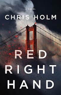 https://www.amazon.com/Red-Right-Hand-Chris-Holm/dp/031625956X/ref=sr_1_1?s=books&ie=UTF8&qid=1476118275&sr=1-1&keywords=red+right+hand